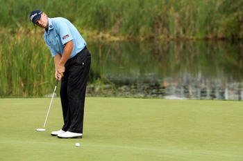 Steve Stricker will be looking to build on his John Deere Classic & Northern Trust Open wins in 2011