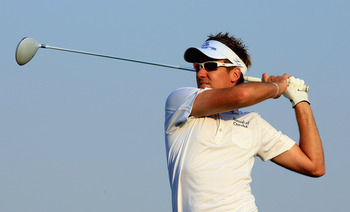 Ian Poulter: time to put his talking to action.