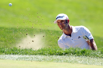 Knocking on the door of a major win: Will it open for Dustin Johnson in 2011?