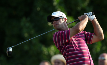 Paul Casey will look to better his Open Championship 3rd in 2011.