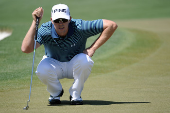 Hunter Mahan is a good bet to be in the 'hunt' for his first Major in 2011.