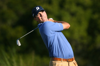 Matt Kuchar: consistent in his Major performances in 2010, can he go one better in 2011?