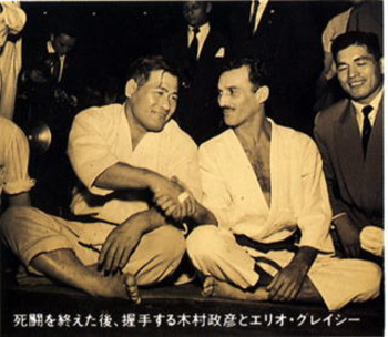 Masahiko Kimura (Left) and Helio Gracie (Right)