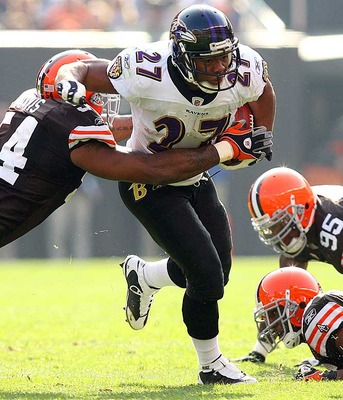 Ray Rice Is A 1,000 Yard Rusher In A Balanced Baltimore Attack