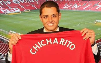 Chicharito for the Madridistas?