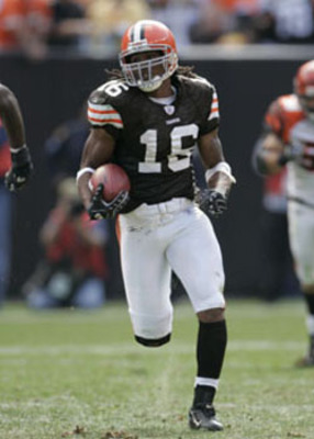 The Browns Need Joshua Cribbs To Spark Their Return Game