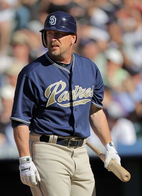Recently-Signed Matt Stairs