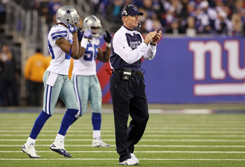 Jason Garrett deserves to find a head coaching job under his tree