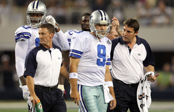 Tony Romo deserves better press in 2011
