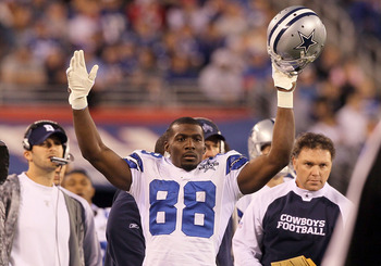 Dez Bryant could be one of the great ones in time.  I hope 2011 can be the true and healthy start of that.