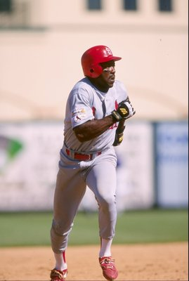 Vince Coleman remembered for a fireworks incident outside Shea