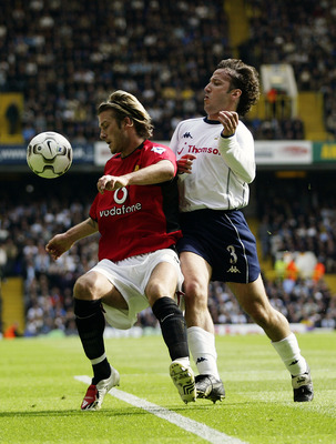Beck's inaction against Spurs during his United days