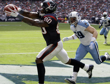 2011 AFC Wide Receiver, Andre Johnson