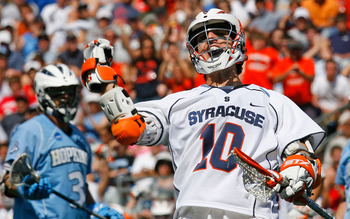 In NCAA sports like lacrosse, there is no question that almost nobody is an athlete first.