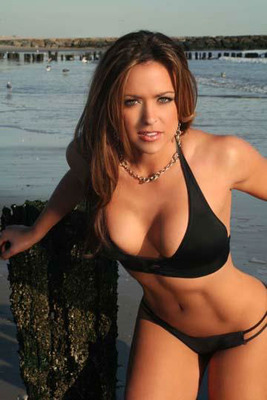 Hazel Mae Hot http://bleacherreport.com/articles/552580-hottest-local-sportscasters-around-the-world