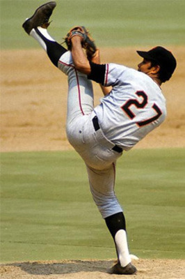 "The ""Dominican Dandy"" Juan Marichal"