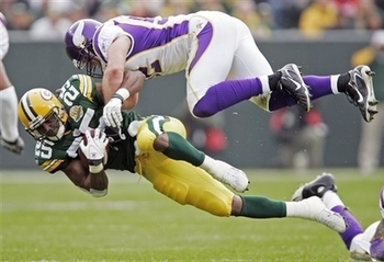 When Ryan Grant went down, so did the Packers Running Game