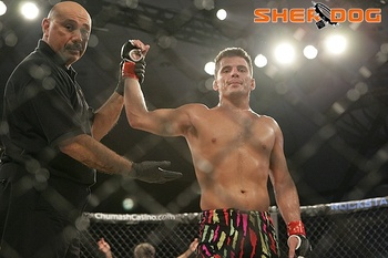Lyle Beerbohm, courtesy of (sherdog.com)