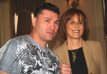 Bobby Gunn and Kathy Duva