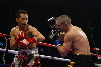 Nonito Donaire vs. Volodymyr Sydorenko.  Photo: Examiner.com