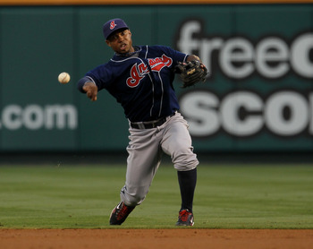 Like Jayson Nix, Luis Valbuena will not lead the Indians to the World Series