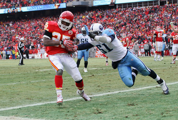 Jamaal Charles catching fire entering the playoffs