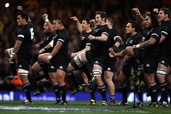 All-Blacks prepare for battle