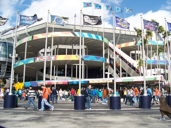 Sun Life Stadium, Miami Gardens, Florida, December 26, 2010