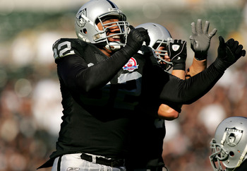 Pro Bowler Richard Seymour has to get the Raider defense fired up early.