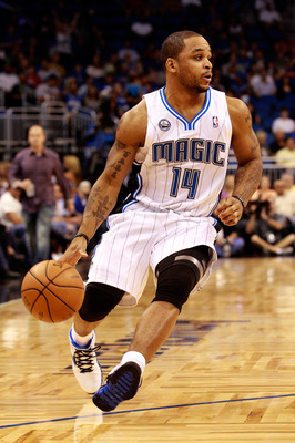 Jameer is having a career year for the Magic