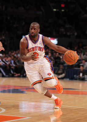 Felton is finding a sweet spot in the Big Apple