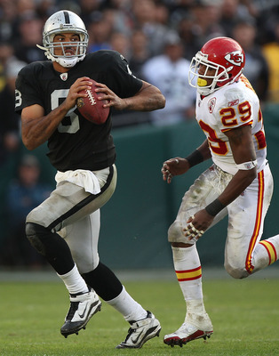 Jason Campbell is starting to be what the Raiders thought he'd be when they acquired him from the Redskins.