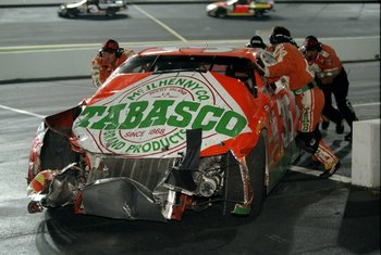 Todd Bodine was a driver many NASCA Sprint Cup series drivers considered the most dangerous when he was on the circuit in early career.