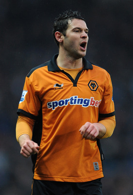 BLACKBURN, ENGLAND - DECEMBER 04:  Matthew Jarvis of Wolverhampton Wanderers during the Barclays Premier League match between Blackburn Rovers and Wolverhampton Wanderers at Ewood Park on December 4, 2010 in Blackburn, England.  (Photo by Chris Brunskill/