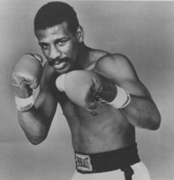 Promotional photo of Michael Spinks