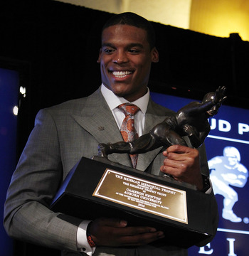 Enjoy your Heisman Cam. Just hope you don't have to give it back someday.