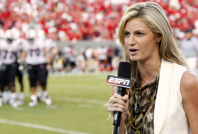 College football january bowls sideline reporter power rankings