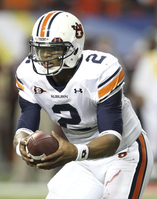 Auburn will play for the national title due to the emergence of Cam Newton