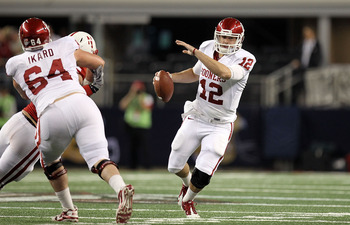 Oklahoma rebounded from its losses and is now playing in the Fiesta Bowl