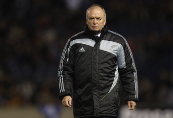 Graham Henry, the mastermind behind the All Blacks dominance.