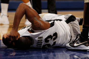 Lewis Jackson is another Boilermaker who is injured, which makes Hart's injury much more important.
