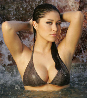arianny celeste was the ufc ring girl of the year in 2010 what does