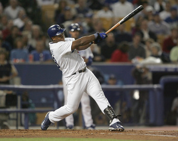 Beltre finished 2nd in the 2004 NL MVP race