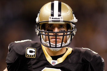 Saints QB Drew Brees is going to make sure the Seahawks don't upset his team
