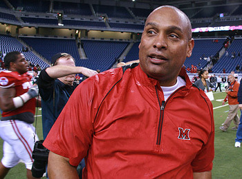 Former Miami (OH) and Pitt head coach Mike Haywood has had a bad week, and will now miss TWO upcoming bowl games