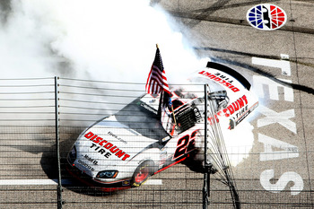 Keseleowski learned how to win on consistent basis in NASCAR Nationwide.