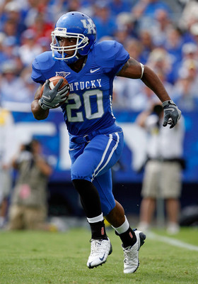 RB Derrick Locke may be leaned on heavily in the game plan given that Kentucky will be missing their starting quarterback