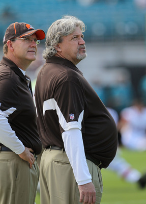 Rob Ryan, Browns