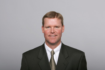 SAN FRANCISCO - 2005:  Scot McCloughan of the San Francisco 49ers poses for his 2005 NFL headshot at photo day in San Francisco, California.  (Photo by Getty Images)