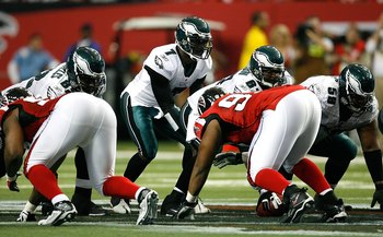 Michael Vick vs. Falcons